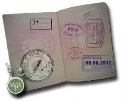 Passport to Romance Blog Tour Logo