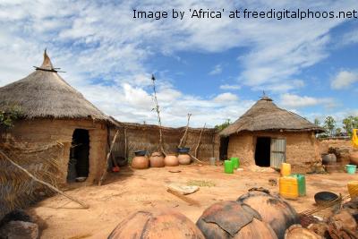 i_African village