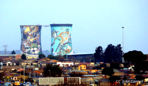 Soweto Towers CC John Connell