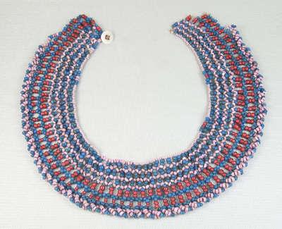 Xhosa Beaded collar(1)
