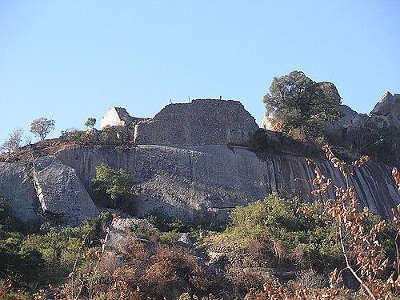 Zimbabwe Ruins Acropolis