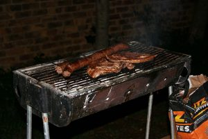 location S.Africa braai